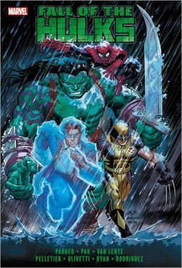 Incredible Hulks: Fall of the Hulks