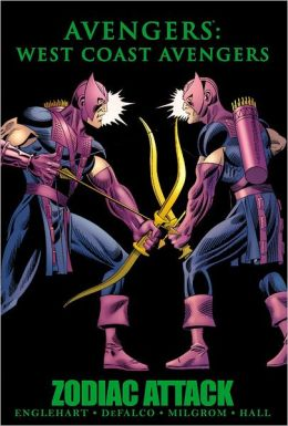 Avengers: West Coast Avengers: Zodiac Attack