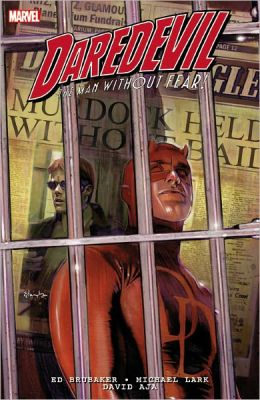 Daredevil By Ed Brubaker & Michael Lark Ultimate Collection - Book 1