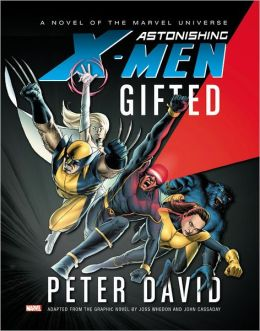 Astonishing X-Men: Gifted Prose Novel