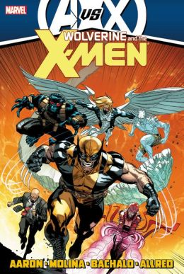 Wolverine & the X-Men by Jason Aaron - Volume 4 (AVX)