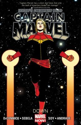 Captain Marvel - Volume 2: Down (Marvel Now)