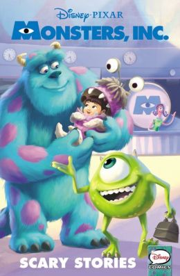 Monsters, Inc.: Scary Stories