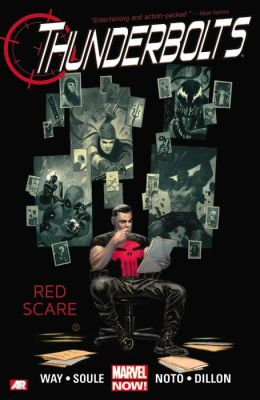 Thunderbolts Volume 2: Red Scare (Marvel Now)