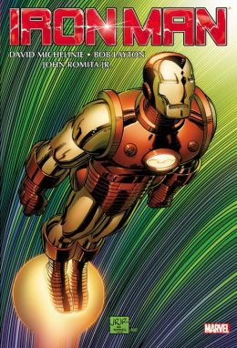 Iron Man by Michelinie, Layton & Romita Jr. Omnibus