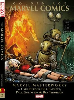 Marvel Masterworks: Golden Age Marvel Comics Volume 2
