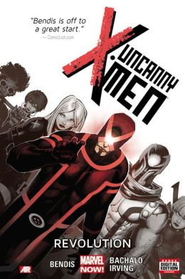 Uncanny X-Men - Volume 1: Revolution (Marvel Now)