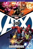 Book Cover Image. Title: Avengers vs. X-Men Companion, Author: Marvel
