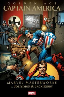 Captain America Golden Age Masterworks, Volume 1