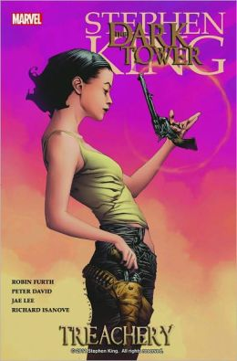 Treachery (Dark Tower Graphic Novel Series #3)