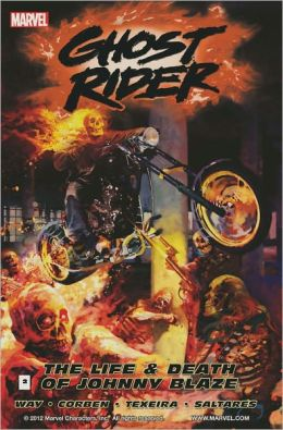 Ghost Rider, Volume 2: Life and Death of Johnny Blaze
