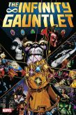 Book Cover Image. Title: Infinity Gauntlet, Author: Jim Starlin