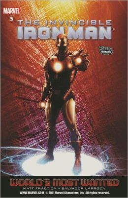 Invincible Iron Man, Volume 3: World's Most Wanted Book 2