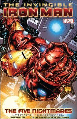 Invincible Iron Man, Volume 1: Five Nightmares