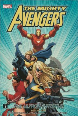 Mighty Avengers, Volume 1: The Ultron Initiative
