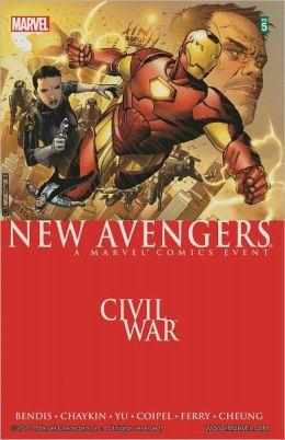 New Avengers, Volume 5: Civil War