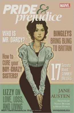 Pride and Prejudice (Marvel Illustrated)