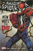 Book Cover Image. Title: Spider-Man:  New Ways to Die, Author: Dan Slott
