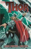 Book Cover Image. Title: Thor, Volume 1, Author: J. Michael Straczynski