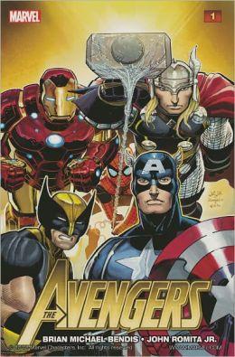 Avengers By Brian Michael Bendis Volume 1