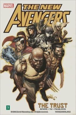 New Avengers, Volume 7: The Trust