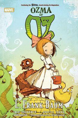 Oz: Ozma Of Oz