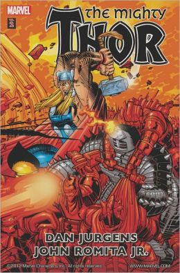 Thor By Jurgens & Romita Jr Volume2