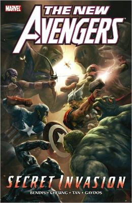 New Avengers Volume 9: Secret Invasion Book Two