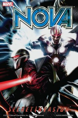 Nova Volume 3: Secret Invasion