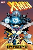 Book Cover Image. Title: X-Men:  Inferno, Author: Chris Claremont