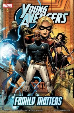 Young Avengers Vol. 2 - Family Matters