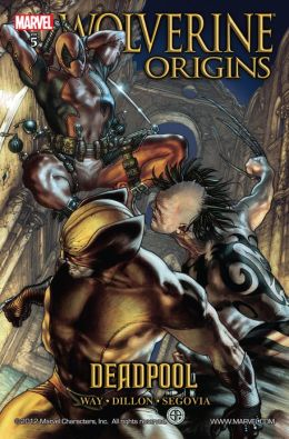Wolverine: Origins Volume 5 - Deadpool