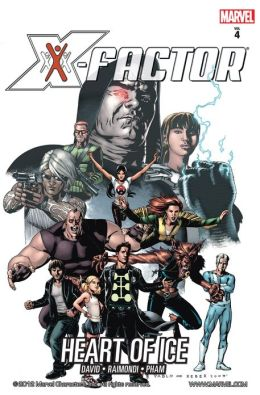 X-Factor Volume 4: Heart Of Ice
