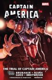 Book Cover Image. Title: Captain America:  Trial Of Captain America, Author: Ed Brubaker