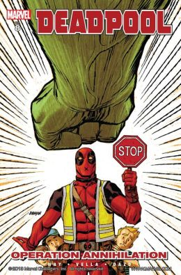 Deadpool Volume 8: Operation Annihilation