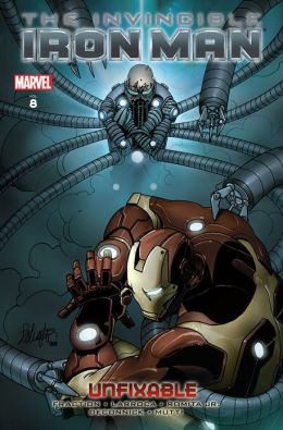 Invincible Iron Man Volume8: Unfixable