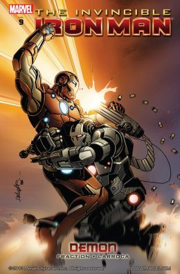 Invincible Iron Man Volume 9: Demon