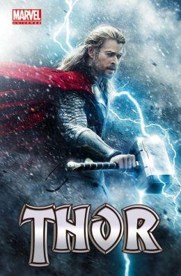 Marvel Universe Thor Digest
