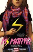 Book Cover Image. Title: Ms. Marvel Volume 1:  No Normal, Author: G. Willow Wilson