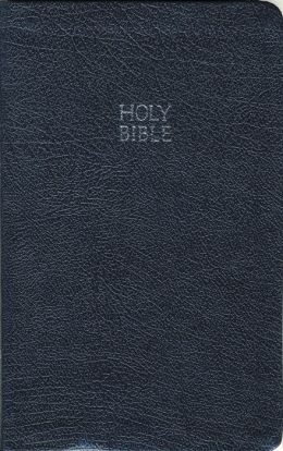 NKJV Slimline Bible: New King James Version, blue bonded leather