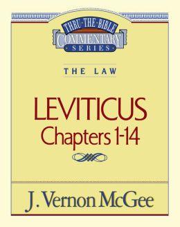 Leviticus I