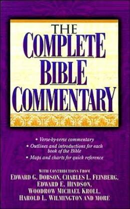 The Complete Bible Commentary: Super Value Edition