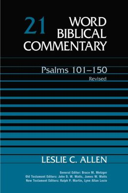 Psalms 101-150: Revised