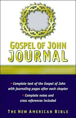 New American Bible Gospel Journals
