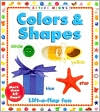 Colors and Shapes: Lift-a-Flap
