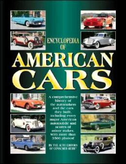 Encyclopedia of America Cars