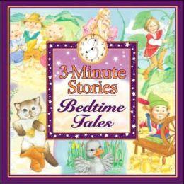 3-Minute Stories Bedtime Tales