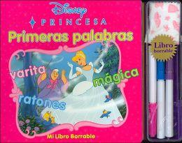 Disney princesa primeras palabras