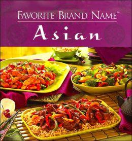 Favorite Brand Name Asian