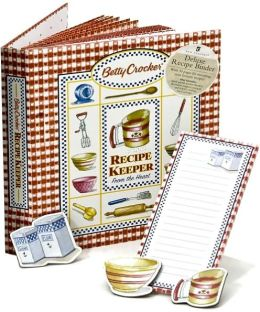 Deluxe Recipe Binder Betty Crocker